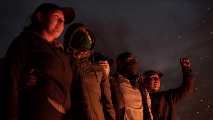Paro Nacional: Ecuador en Resistencia