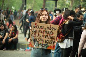 A desalambrar: la calle es nuestra