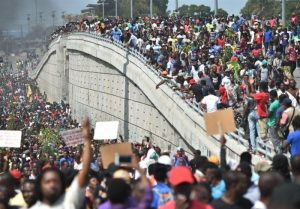 Pro-Democracy Movement in Haiti Swells Despite Lethal Police Violence