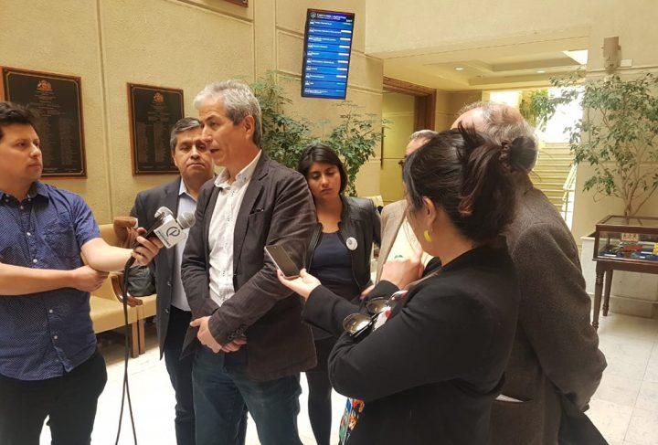 Chili. Mario Aguilar : «Plus jamais une négociation dans le dos des citoyens»