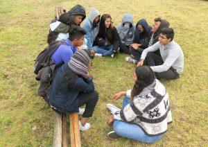 «Yo no tengo bando»: La Comunidad para el desarrollo humano – Ecuador