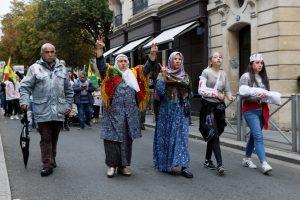 Génocide des Kurdes du Rojava