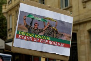 Gli attacchi turchi al Rojava hanno prodotto  mezzo milione di profughi