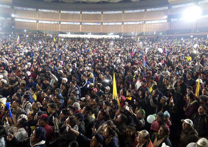 Εκουαδόρ: σύντομες σκέψεις από το διάλογο Moreno με CONAIE