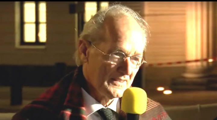 Intervista a John Shipton, padre e ambasciatore di Assange a Berlino