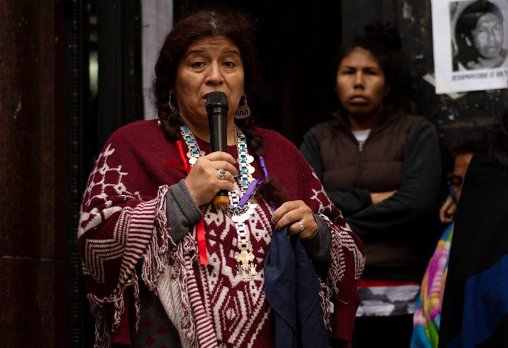 Juana Antieco, mapuche: «La permanencia fue un hecho muy positivo y poderoso»