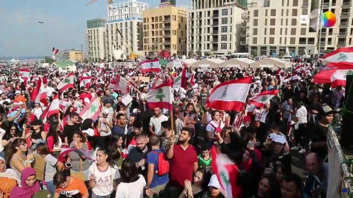 """""""Queremos que se vayan todos"""": ¿es esta la hora del Líbano?"""