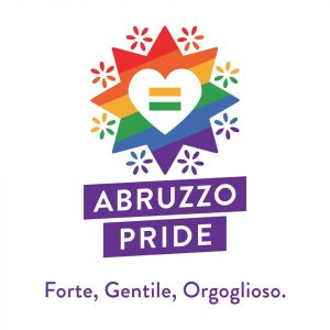 Ufficiale il simbolo dell'Abruzzo Pride: l'Orgogliosa