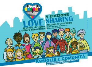 Cagliari, Love Sharing 2019, Festival di teatro e cultura nonviolenta