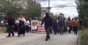 La marcia dei popoli originari entra a Quito