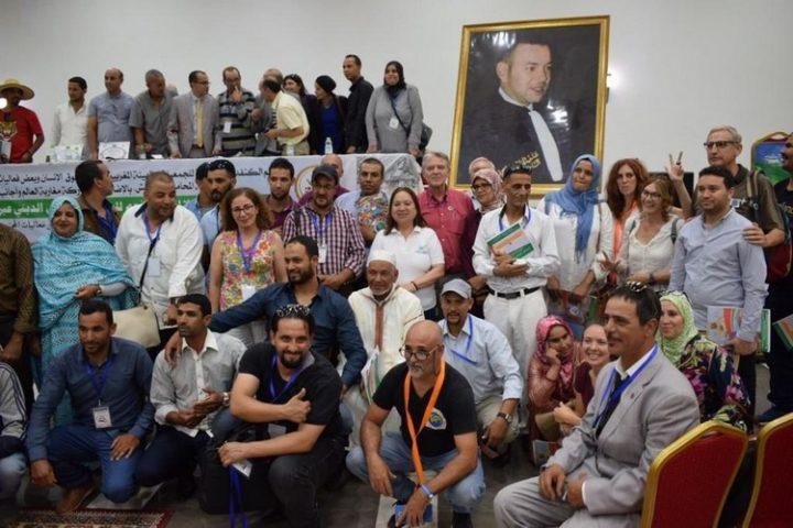 La Marche Mondiale est arrivée à Marrakech