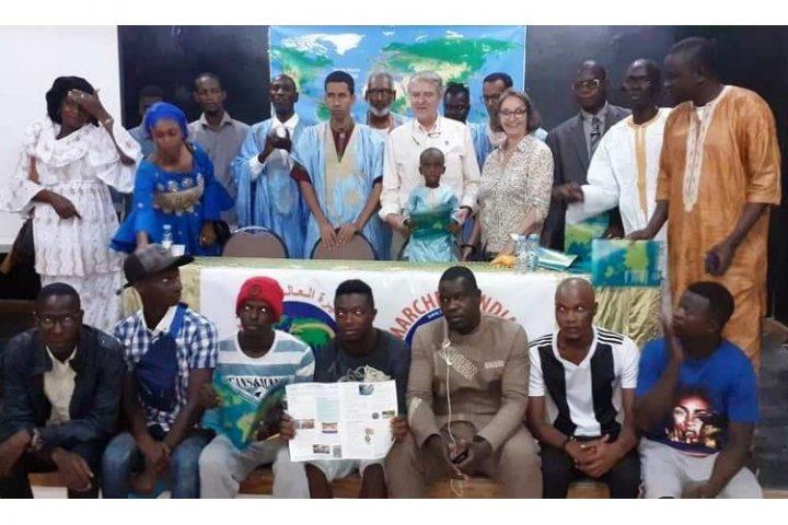 Activités Deuxième Marche Mondiale à Nouakchott les 23 et 24 octobre