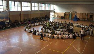 Aνθρώπινα σήματα μηβίας σε σχολεία