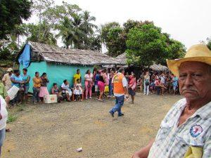 Colombia: genocidio indígena