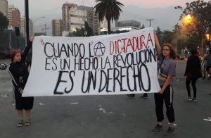 Chile: No hay nada que perder