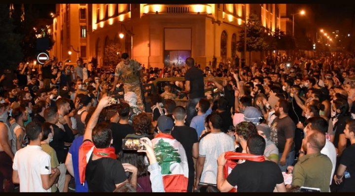 Liban : protestations de la population contre la classe politique et les mesures d'austérité