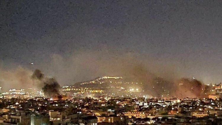 Barcelone : du spectacle pyrotechnique à la violence