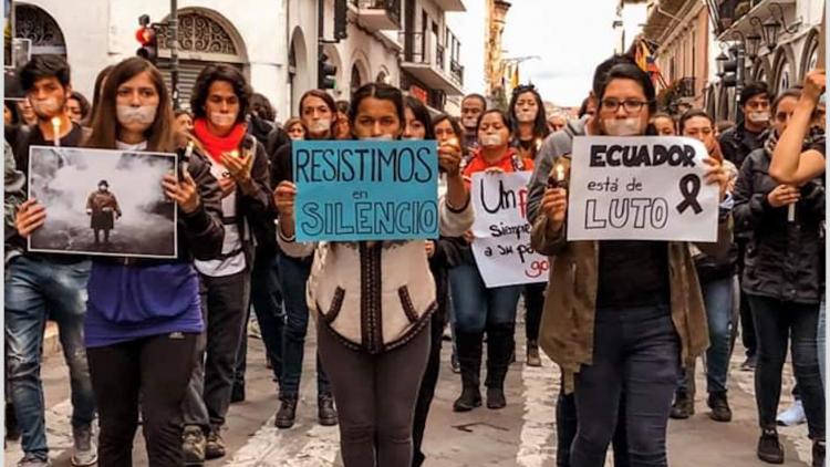 Resistencia desde el silencio 12