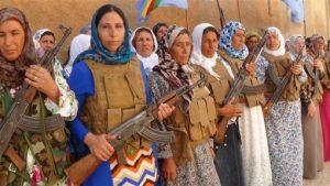 Siria, amministrazione curda lancia appello a 'resistenza civile'