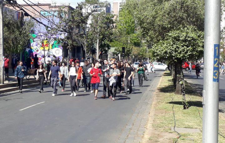 La rebelión de Chile contra la violencia neoliberal
