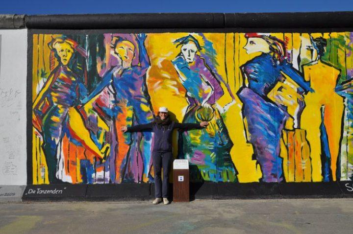 """INSEL-Diskurs: """"Ungeschützte Bilder, eine vergessene Idee – was wird aus der East Side Gallery"""""""
