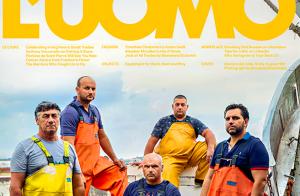 Los pescadores de Mazara del Vallo retratados en Vogue