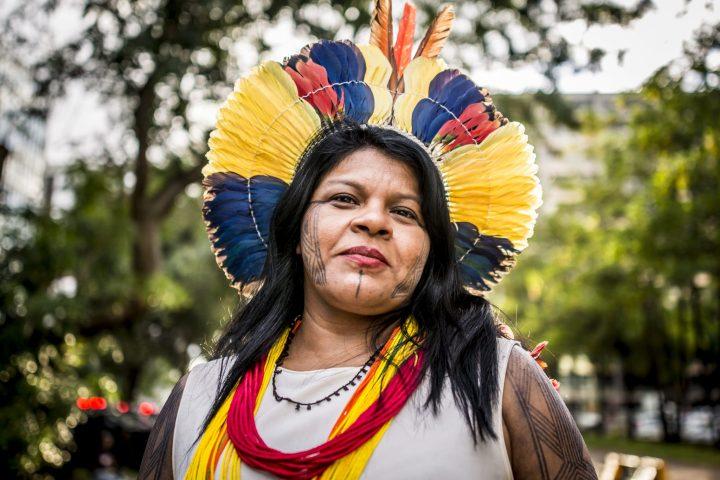 Líderes indígenas brasileños comienzan gira por Europa para denunciar violación de derechos