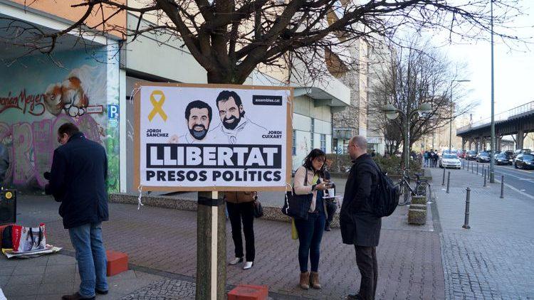 Stellungnahme zum Urteil gegen die Politiker und Aktivisten der katalanischen Unabhängigkeitsbewegung