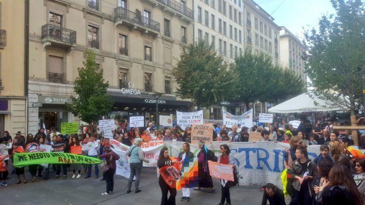 Γενεύη: πορεία για τη λογοδοσία των πολυεθνικών εταιριών