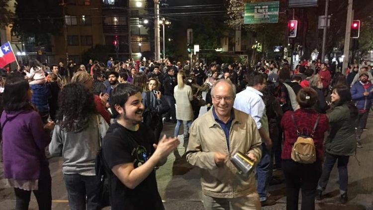 Tomás Hirsch : On voit que le peuple chilien s'est réveillé