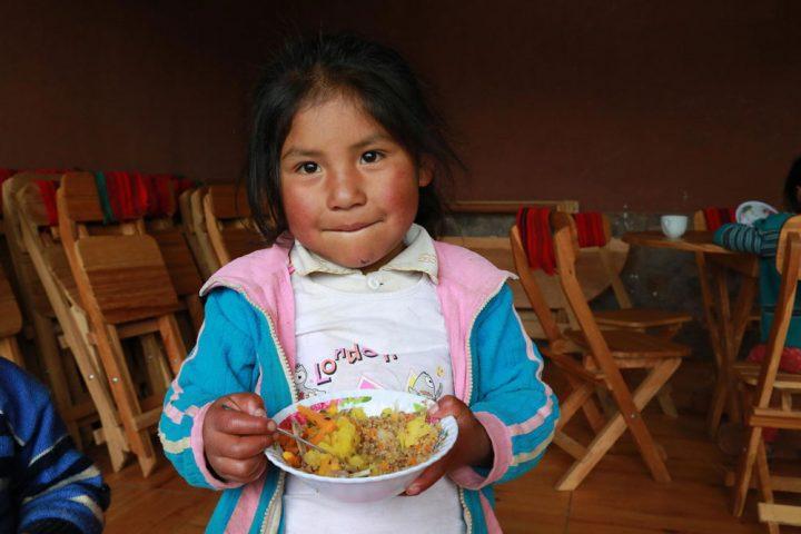 Unicef/Medio Oriente e Nord Africa: oltre 16 milioni di bambini sotto i 5 anni non seguono una corretta alimentazione