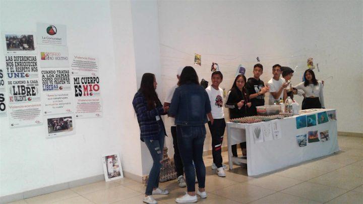 Humanízate: jóvenes y noviolencia en Octubre NoViolento