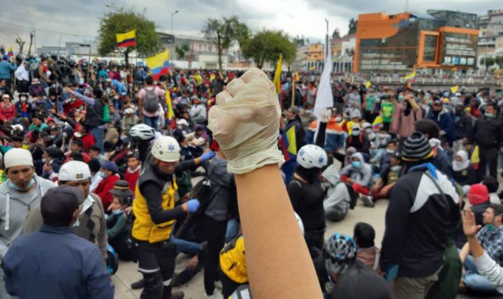 FMI e Lenín Moreno estão violando nosso estado de direito, avalia diplomata equatoriano