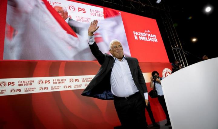 Portugal vai às urnas em eleições legislativas; esquerda é favorita