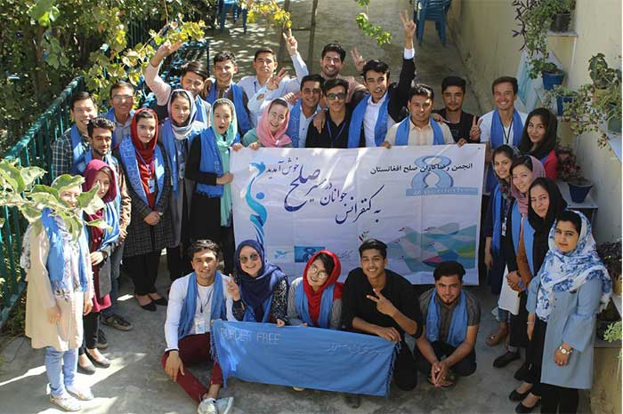 From Kabul: Youth on the Road to Peace