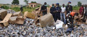 ¿Cómo luchar contra el flagelo de los medicamentos falsificados en África? El ejemplo de Benín
