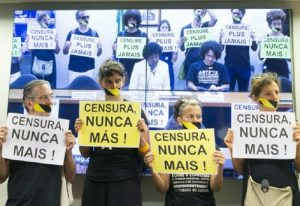 Resistencia cultural desafía censura y autoritarismo en Brasil