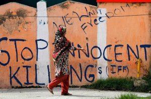 El pueblo cachemir contra el Estado indio
