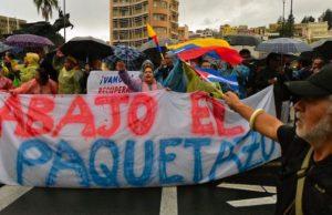 Ecuador sucumbe ante las exigencias del FMI