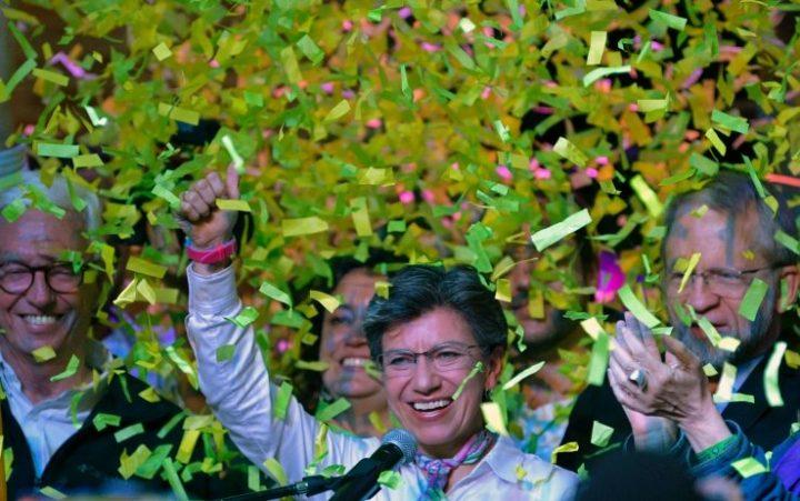 Gay e di sinistra: Claudia Lopez è la nuova sindaca di Bogotà