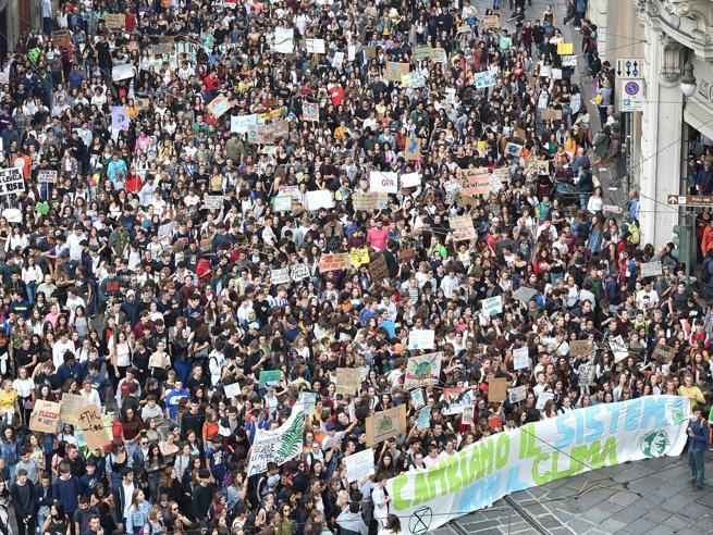 Assemblea nazionale di Fridays for Future Italia: il nostro futuro è più importante del PIL