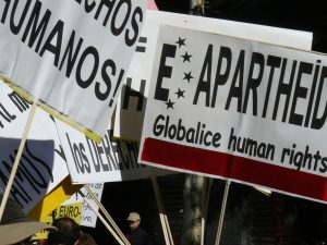 Europa: el problema es la pobreza, no los inmigrantes