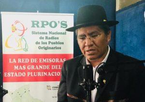 Diego Pary Rodríguez, canciller del Estado Plurinacional de Bolivia: «Los bolivianos no desean volver al pasado»