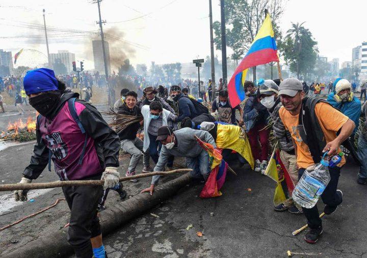 People's protest in Ecuador compels Moreno government to drop IMF's prescription of neo-liberal measure