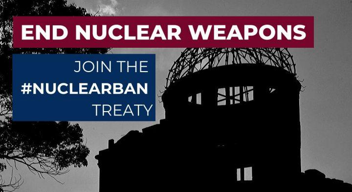 """Giornata ONU per l'abolizione delle armi nucleari. Senzatomica e Rete Disarmo scrivono ai parlamentari: """"Italia, ripensaci"""""""
