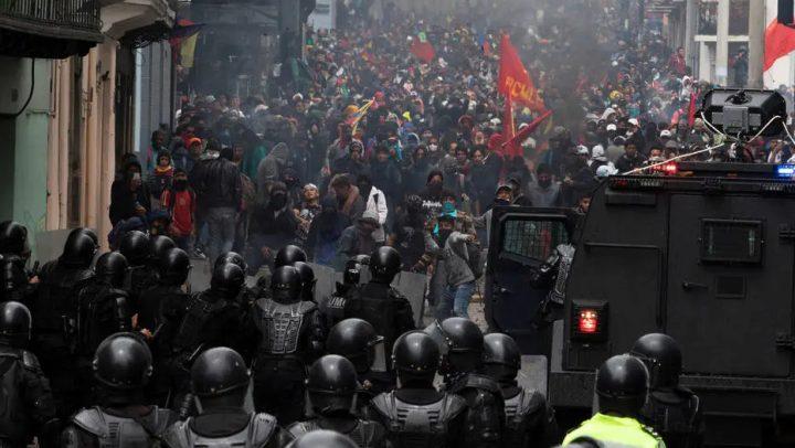 O Equador reage ao Capitalismo de Desastre
