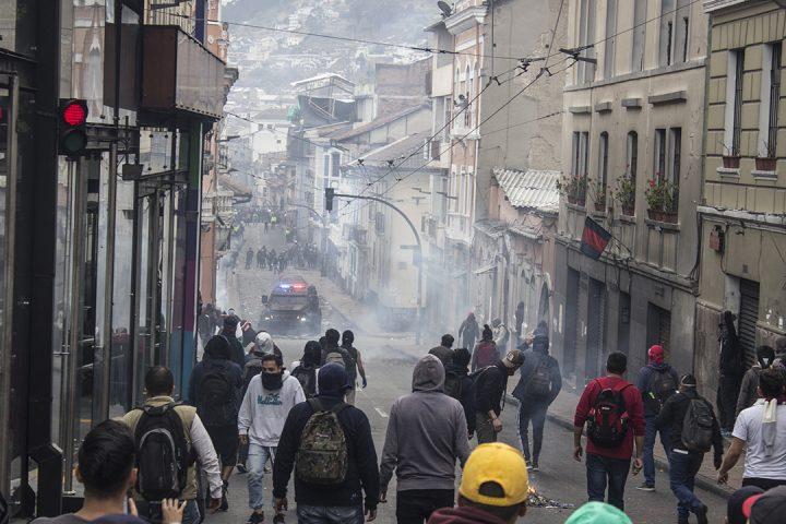 Crisis política en Ecuador: un pueblo que no retrocede frente al ajuste del FMI