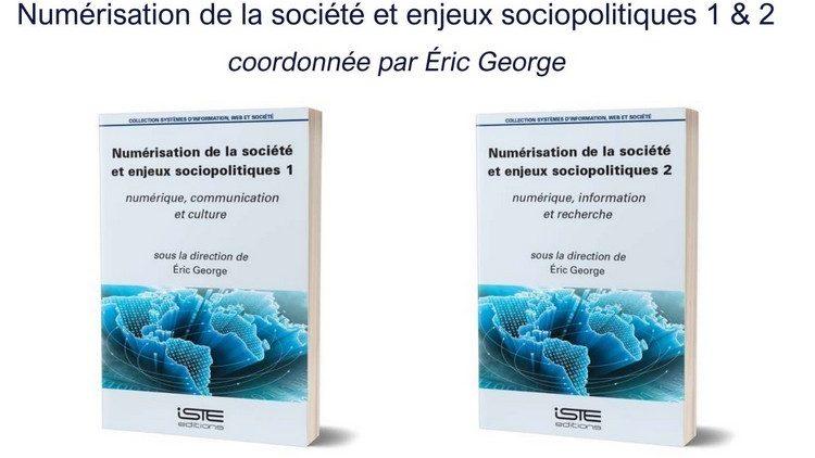 Numérisation de la société et enjeux sociopolitiques