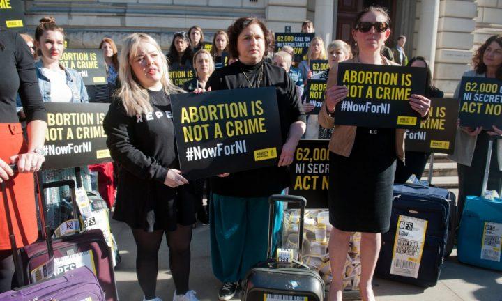Irlanda del Nord, dopo 158 anni l'aborto non è più un reato