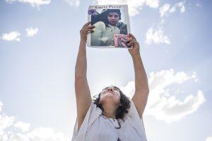Carta de la mamá y el papá de Lucía Pérez a Alberto Fernández